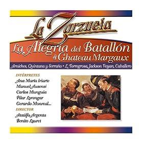 """La Alegr�a del Batall�n: """"Ya lo agarr�..."""""""