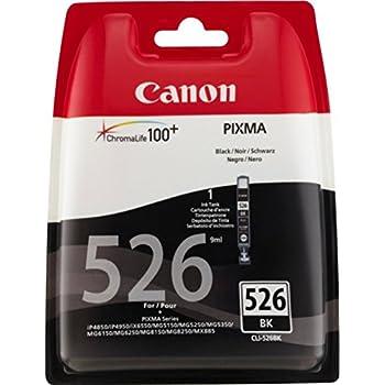Canon CLI-526 Cartouche d'encre d'origine Noir
