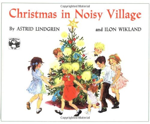 Christmas in Noisy Village (Picture Puffins)