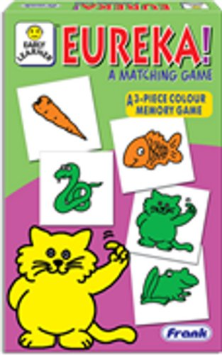 Frank Eureka A Colour Memory Game (3 Piece)  available at amazon for Rs.165