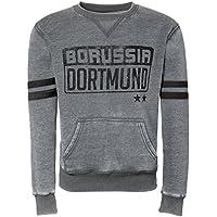 Borussia Dortmund-Sweatshirt (anthrazit)