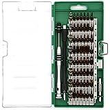 58en 1Jeu de tournevis, e-durable Kit de tournevis de précision réparation outils pour PC/ordinateur portable/tablette/PDA/téléphone portable/Lunettes/Montre et autres appareils électroniques