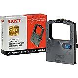 OKI Systems Kassette 09002309 Farbband schwarz Textil ML 380/385/390/391/3390/3391