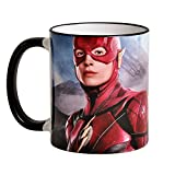 320ml Justice League Copa flash DC Comics cerámica Elbenwald