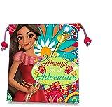 Disney Princesas Elena de Avalor saquito merienda, 25 x 22 cm (Kids WD17960)