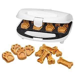 clatronic dcm 3683 dog cookie maker inkl rezeptvorschl ge backfl chen mit. Black Bedroom Furniture Sets. Home Design Ideas