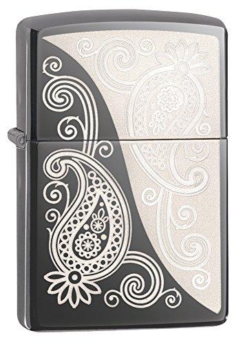 2.5 x 2.5 x 7.5 cm Aluminium Silver Zippo 121503 Power Kit Portachiavi