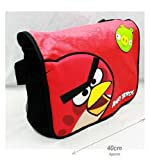 Best Angry Birds Angry Birds Messenger Bags - Angry Birds Red Bird and Green Pig School Review