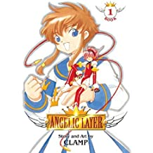 Angelic Layer Volume 1 by Clamp (2012) Paperback
