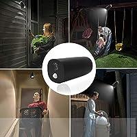 Sensor De Luz LED Inteligente Detector Humano Inducción Garage Escalera Baño Dormitorio Cuerpo Humano Sensor Control Lámpara.