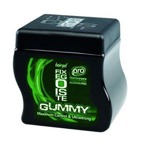 Fixegoiste Gummy Ultrastrong Hair Gel Wet 750ml