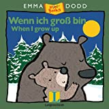 Wenn ich groß bin - When I grow up: Mini-Books (Emma Dodd)