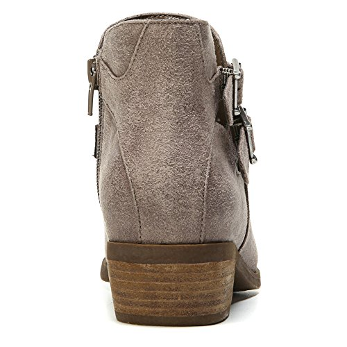 Carlos by Carlos Santana Laney Spitz Faux Wildleder Mode-Stiefeletten Doe