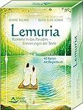Lemuria: Rückkehr in das Paradies – Erinnerungen der Seele - 40 Karten mit Begleitbuch