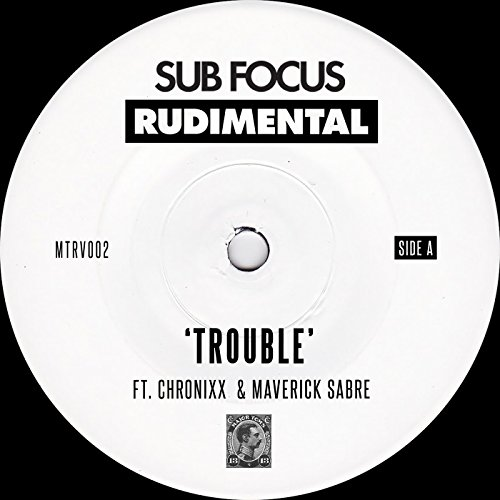 Trouble [feat. Chronixx & Mave...