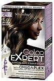 Schwarzkopf Color Expert Omegaplex Hair Dye, 5-0 Medium Brown