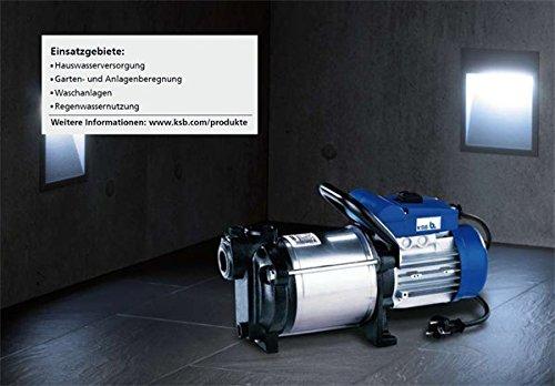 KSB Multi Eco® 34.6 P Kreiselpumpe - 2