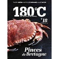 180 C DES RECETTES ET DES HOMMES VOL 18: Pinces de Bretagne