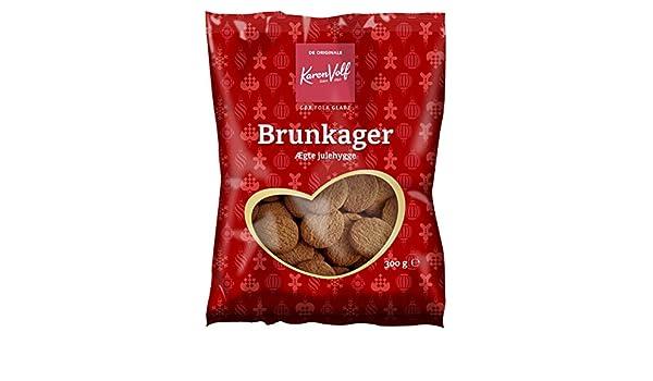 Danish Brunkager Ginger Biscuits 300g
