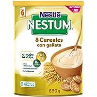 Nestlé Papillas NESTUM, Cereales para bebé (Con galleta) - 3 de 650 gr