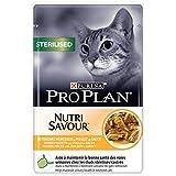 Pro Plan Cat Sterilised Huhn, 24er Pack (24 x 85 g)