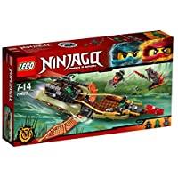 LEGO Ninjago 70623 - Schatten des Ninja-Flugseglers, Spaßiges Spielzeug