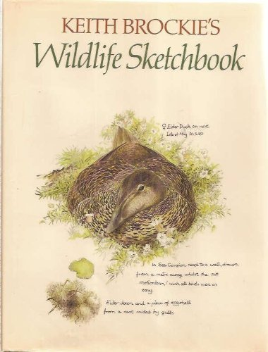 Keith Brockie's Wildlife Sketchbook