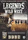Legends of the Wild West (4 DVDs & magazine Collection)