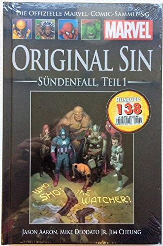 l-Comic-Sammlung 98: Original Sin - Sündenfall Teil 1 (Original Sin Hardcover)
