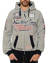 Geographical Norway Gautical Sudadera con capucha para hombre