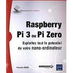 Raspberry Pi 3 ou Pi Zero