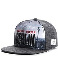 Cayler&Sons Cap Berlin Skyline Grey