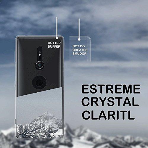 KingShark Sony XZ2 TPU Touming