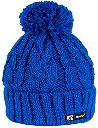 Chapeau d'hiver Winter Beanie Bonnet Laine hat Hats Iris Homme Femme Ski Snowboard 4sold