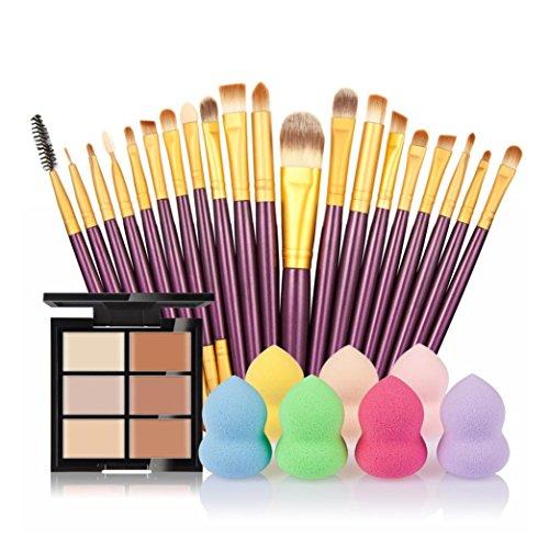 vovotrade-6-colores-ocultador-20pcs-cepillo-del-maquillaje-1pc-gotitas-de-agua-soplocolor-h