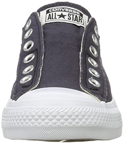Converse - Chuck Taylor All Star Slip, Sneaker Unisex – Adulto Anthrazit