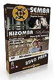 SEMBA et Kizomba Styling Pack 2DVD -  DVD - Semba - 12 routines Intermédiaires à avancés  1- Exercice de marche 1 (couple)  2- Exercice de marche 2 (couple)  3- Exercice de marche 3 (couple)  4- Routine 1  5- Routine 2  6- Routine 3  7- Routine 4  8-...