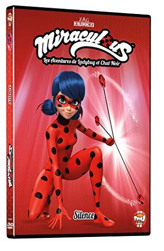 Miraculous, les aventures de ladybug et char noir, vol. 13 : silence [FR Import]