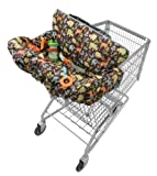 Infantino Compact 2-in-1 Shopping Cart C...