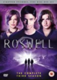 Roswell - Season 3 [DVD] [2000] by Shiri Appleby