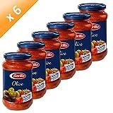 3x Barilla Sauce 'Olive'