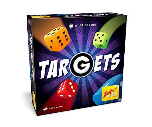 """Preisvergleich Produktbild Zoch 601105106 - """"Targets"""" Familienspiel"""