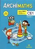Archimaths CE1 2019 - Fichier de l'eleve + memo des maths