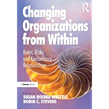 Changing Organizations from Within: Roles, Risks and Consultancy Relationships (English Edition)