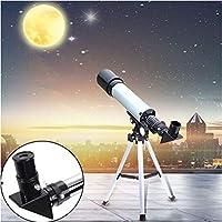 Lukzer 90X High Power Refractor Monocular Astronomical Telescope for Kids with Portable Tripod Monocular Telescope