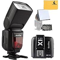 Godox TT685S 2.4G HSS TTL GN60 flash TTL wireless X1 trigger per Kit Sony + LETWING Panno (TT685S + X1T-S)