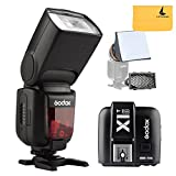 Godox TT685S 2.4G HSS TTL GN60 flash TTL wireless X1 trigger per Kit - Best Reviews Guide