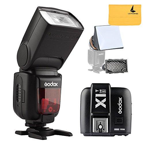 Godox TT685S TTL 2.4G Blitzgerät Speedlite +X1T-S Transmitter für Sony Kamera (TT685S+X1T-S)