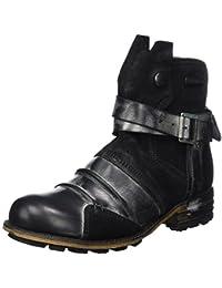 Amazon.es  y con - Piel   Botas   Zapatos para mujer  Zapatos y ... c33e43173c6