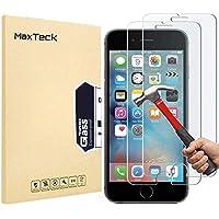 [3-Unidades] iPhone 6 Plus / 6S Plus protector de pantalla,Modohe 0.26mm 9H templado pantalla inastillable Protector de cristal para iPhone 6 Plus / 6S Plus [3D toque Compatible]